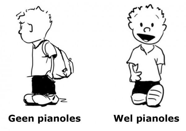 Wel-pianoles
